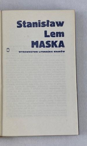Lem Stanisław, Maska [wydanie I]