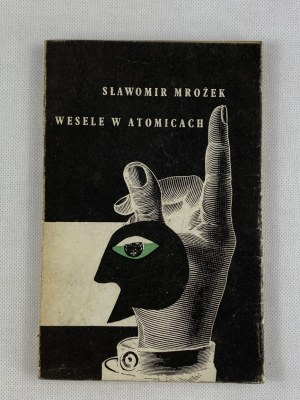 Mrożek Sławomir, Wesele w Atomicach [wydanie I][ilustracje Daniel Mróz]