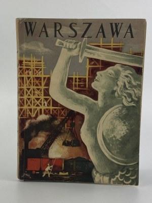 Warszawa [okładka Jana Marcina Szancera]