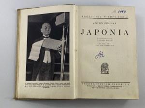 Zischka Anton Japonia