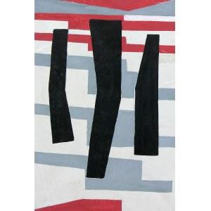 Józef Jarema (1900 Stary Sambor - 1974 Monachium), Kompozycja III