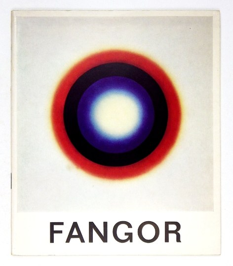Springer, Galerie. Fangor. Berlin, X 1965. 8, s. [23]. brosz.