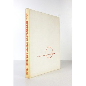 MODERNPublicity 1942-48. A Symposium of Travel, Cultural & Social and Commercial Publicity [...]. Editors: F....