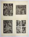Dokumentacja fotograficzna ołtarza mariackiego Wita Stwosza. Paryż 1935.