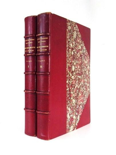 Francuskie wydanie Don Quichota Cervantesa z drzeworytami G. Doré. 1869.