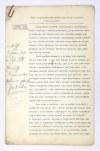 [WOJSKO, 20 (galicyjski) Pułk Piechoty]. Maszynopisowe, powielane i rękopiśmienne materiały sporządzone przez Kazimierza...