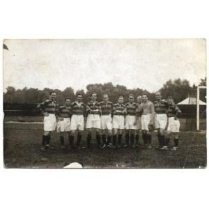 [DYMSZA Adolf]. Odręczny podpis na fotografii, [nie po 15 VII 1924].