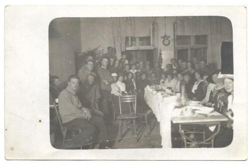 BELINA-PRAŻMOWSKI W. – w Krakowie w Gospodzie Legionowej, 22 VII 1917.