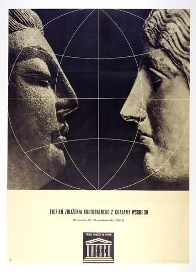 FANGOR Wojciech - Tydzień zbliżenia kulturalnego z krajami wschodu. 1958.