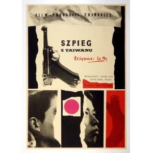 JAWOROWSKI Jerzy - Szpieg z Taiwanu. [1958].