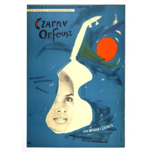 HUSKOWSKA Anna - Czarny Orfeusz. 1960.