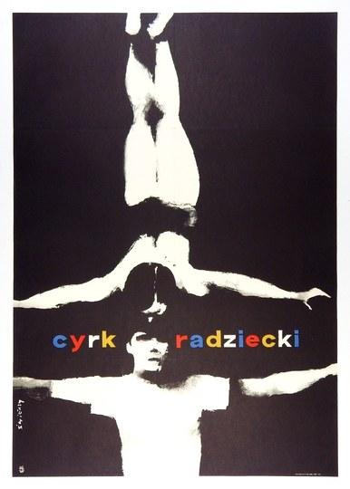 ŚWIERZY Waldemar - Cyrk radziecki. [1964].