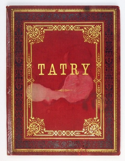 [TATRY]. Zbiór 33 heliograwiur przedstawiających widoki tatrzańskie, pienińskie i in. z lat 1896-1902 w oryg....