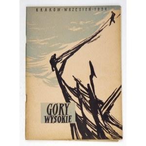 GÓRY Wysokie. [Nr 2]: IX 1954.