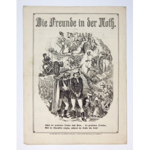 HAMBURGERWespen. Nr 31: 31 VII 1863.