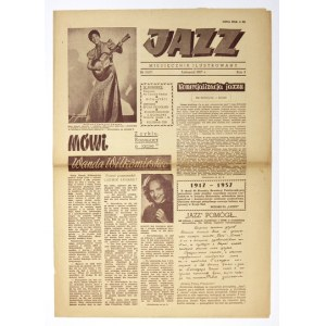 JAZZ. R. 2, nr 11 (17): XI 1957.
