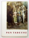 MICKIEWICZ A. - Pan Tadeusz. Ilustr. M. E. Andriolli. 1959.