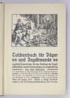 BÖHMERLE Emil - Taschenbuch für Jäger und Jagdfreunde. Zugleich Repertorium für das Studium der Jagdwissenschaft und die...