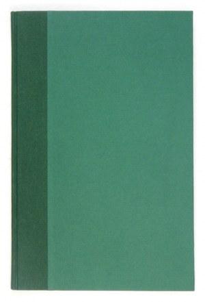 NOWICKI M[aksymilian] - O świstaku (Arctomys marmota, Alpenmurmelthier). Kraków 1865. Nakł. K. Wodzickiego, Druk. c....