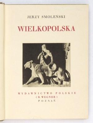 SMOLEŃSKI J. - Wielkopolska. Cuda Polski.