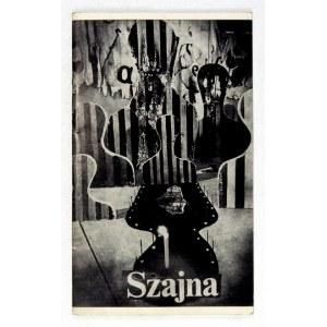 Szajna. Warszawa 1979. Katalog