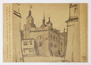 Pierwsza Powszechna Wystawa Architektury Polski Ludowej. Warszawa, III-IV 1953. Katalog