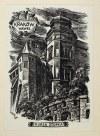 RACZYŃSKI Stanisław - Zabytki polskich miast. 10 oryginalnych drzeworytów. [Kraków, ca 1954]. folio, tabl. 10....