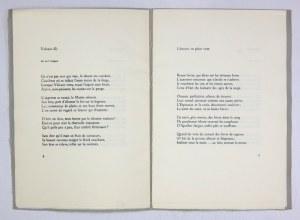 LOUËT Jean de - Premiers sonnets. Arco 1960. Maryla Tyszkiewicz Éditeur. 8, s. 21....