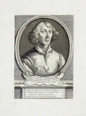 NICOLASCopernic Célébre astronome, Mathematicien, Philosophé et Médecin, né a Thorn Ville de la Prusse Royale, mort en ...