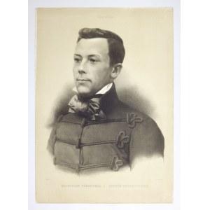 [ALBUMWileńskie, plansza]. Władysław Syrokomla / Ludwik Kondratowicz.