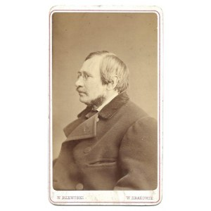 KOLBERG O.– fotografia z autografem.
