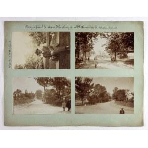 [POLACY na Morawach - w obiektywie Gustawa Herrlingera - fotografie sytuacyjne i widokowe]. [pocz. XX w.]...