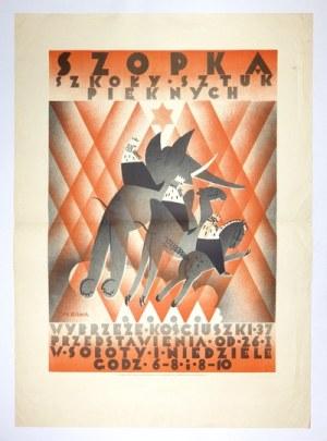 BYLINA Michał - Szopka Szkoły Sztuk Pięknych. [ca 1930].