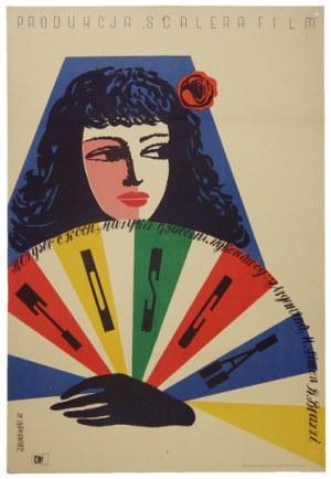 SROKOWSKI Jerzy - Tosca. 1953.