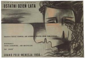 FANGOR Wojciech - Ostatni dzień lata. 1958.