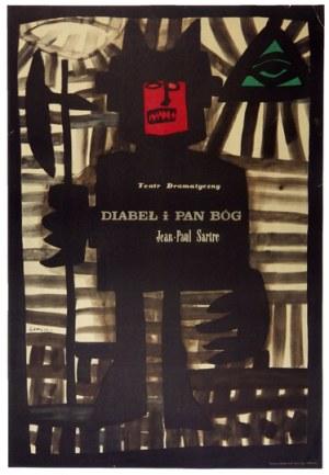 LENICA Jan - Diabeł i Pan Bóg. 1960.