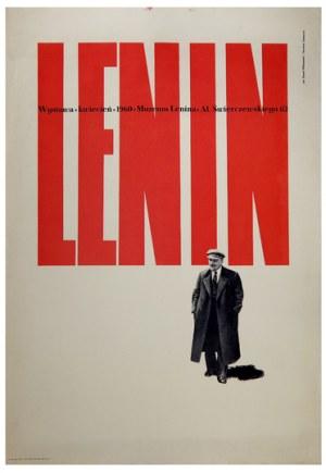 MIKLASZEWSKI Jan Samuel, ZAMECZNIK Stanisław - Lenin. Wystawa. 1960.