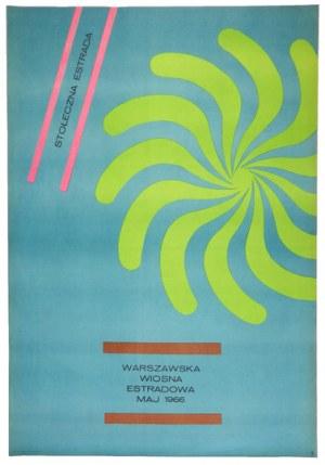 ZAMECZNIK Wojciech - Warszawska Wiosna Estradowa. Maj 1960. Stołeczna Estrada. 1960.