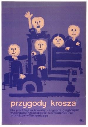FLISAK Jerzy - Przygody Krosza. [1962].