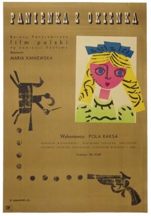 SROKOWSKI Jerzy - Panienka z okienka. 1964.