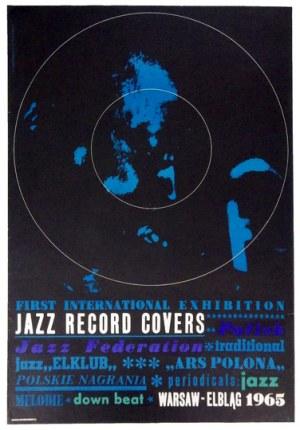 IHNATOWICZ Maria, KRAJEWSKI Andrzej - First International Exhibition Jazz Record Covers....