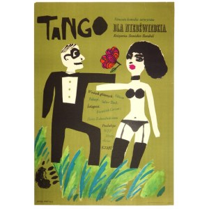 IHNATOWICZ Maria (Mucha) - Tango dla niedźwiedzia. [1967].