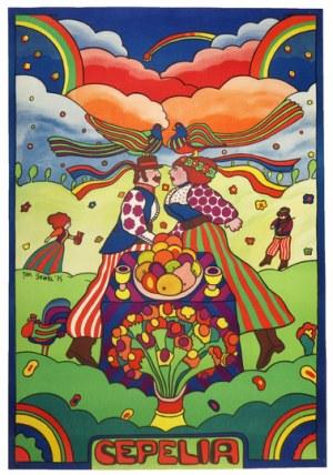 SAWKA Jan - Cepelia. 1975.