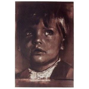 FREUDENREICH Marek - Międzynarodowy Dzień Dziecka. [1982?].