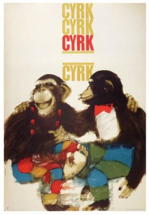 URBANIEC Maciej - Cyrk. [1972?].