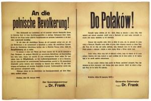 1940. Zachęta do wyjazdu do pracy na roli w Niemczech
