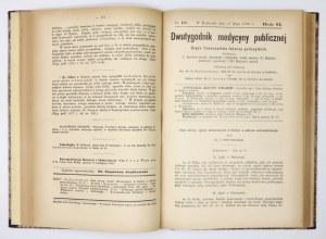 DWUTYGODNIKMedycyny Publicznej. R. 2: 1878.
