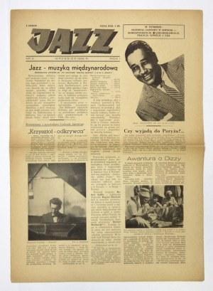 JAZZ. R. 1, nr 3: IX 1956.