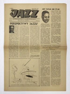 JAZZ. R. 1, nr 6: XII 1956.