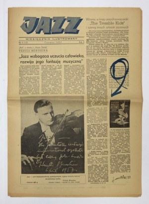 JAZZ. R. 2, nr 6 (12): VI 1957.